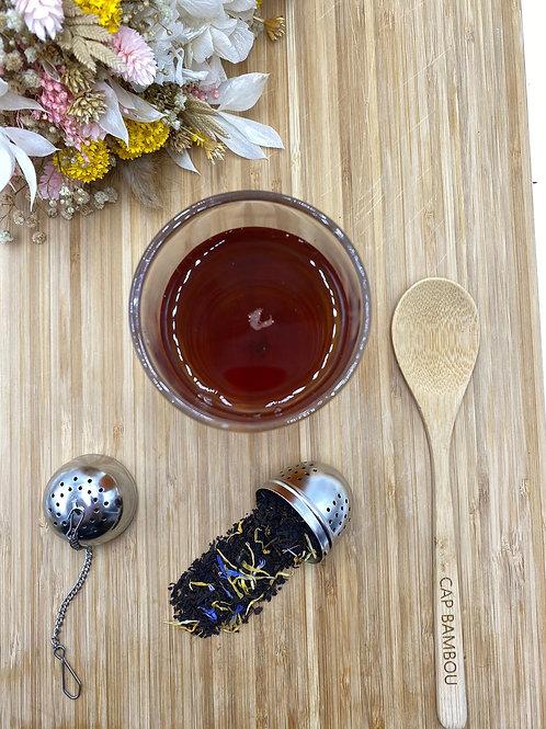 Thé noir Earlgrey - 50g