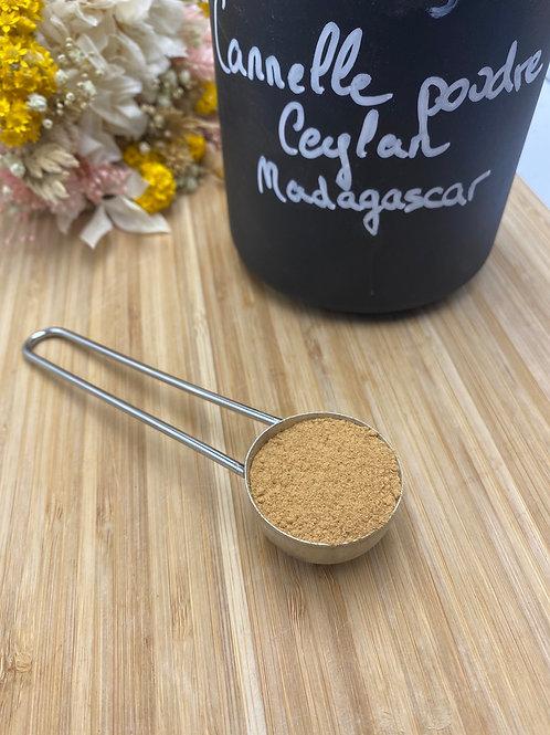 Cannelle Ceylan en poudre - 10g