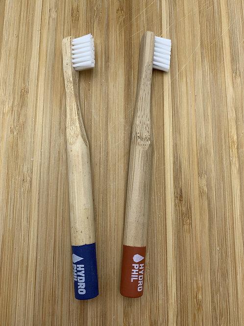 Brosse à dents en bambou - enfant