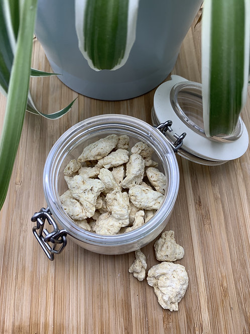 Protéines de soja gros - 100g