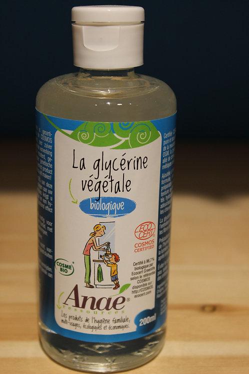 Glycérine végétale 200ml