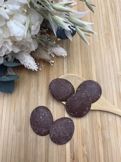 Mini Palets de chocolat au lait 44% - 100g