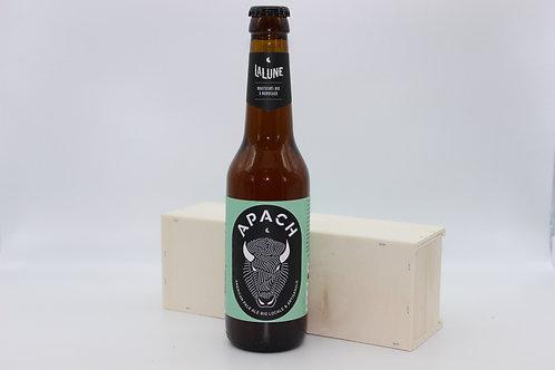 Bière Blonde Apach 33cl