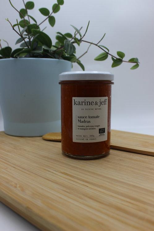 Sauce Madras - 200g