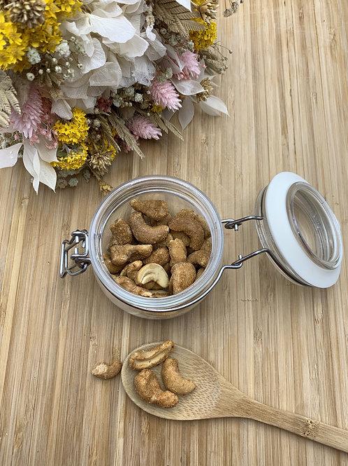 Noix de cajou au chili - 100g