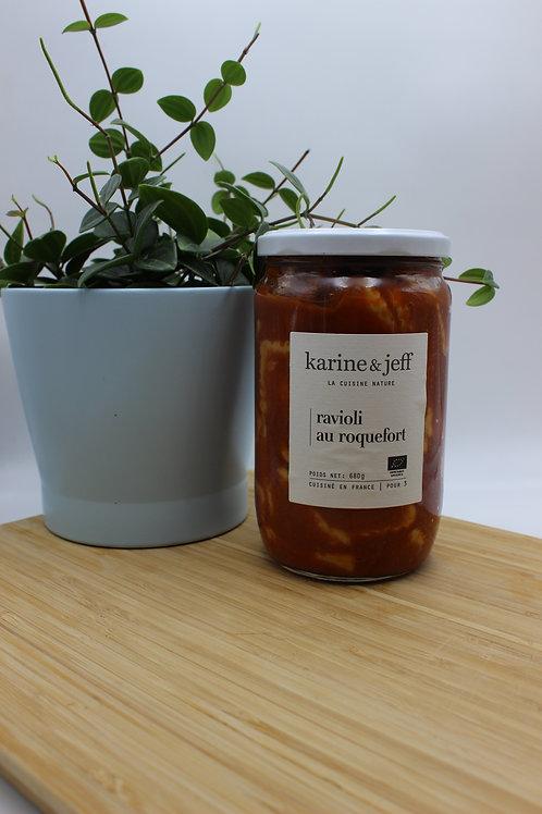 Ravioli au roquefort - 680g