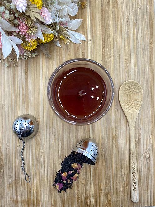 Thé Noir à la Rose (Chloé) - 50g