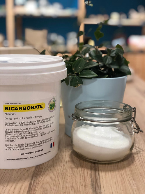 Bicarbonate alimentaire - 100g
