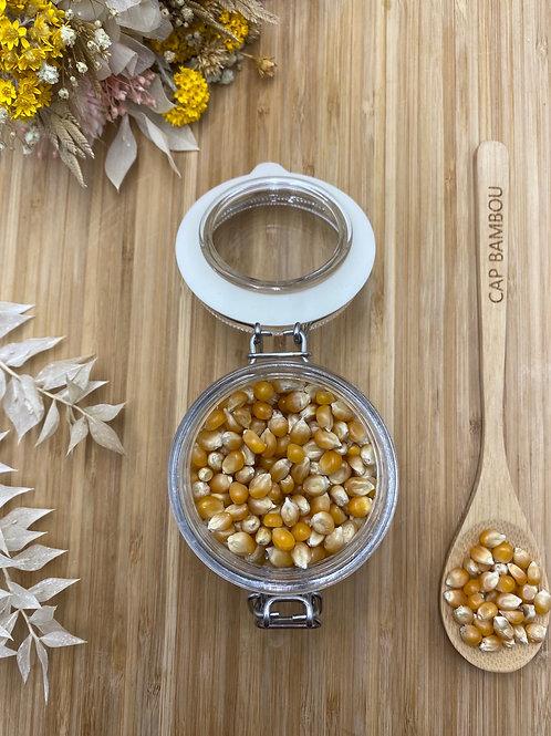 Maïs jaune popcorn - 100g