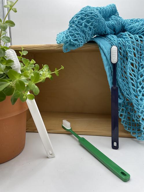 Brosse à dents rechargeable Adulte Bois