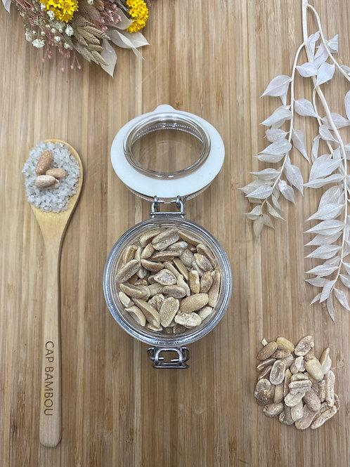 Cacahuètes grillées salées - 100g