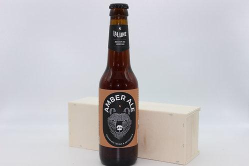Bière Rousse Amber Ale 33cl