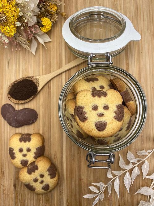 Biscuits Tigre Vanille Chocolat -100g