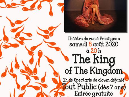 Gyrinus se déconfine #2 avec The King of the Kingdom