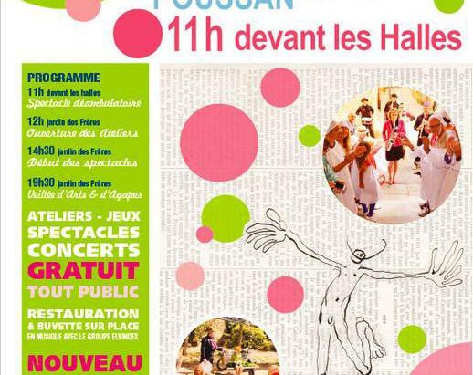 La Petite Usine à Poussan le 8 septembre !