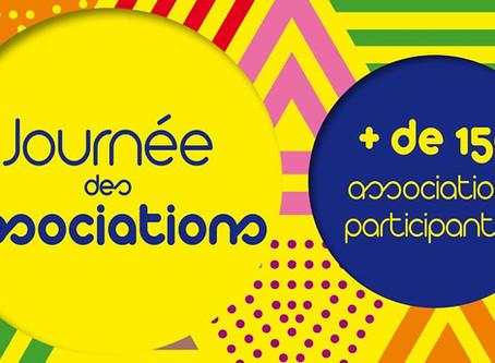 [Annulé] 6 septembre journée des associations à Frontignan