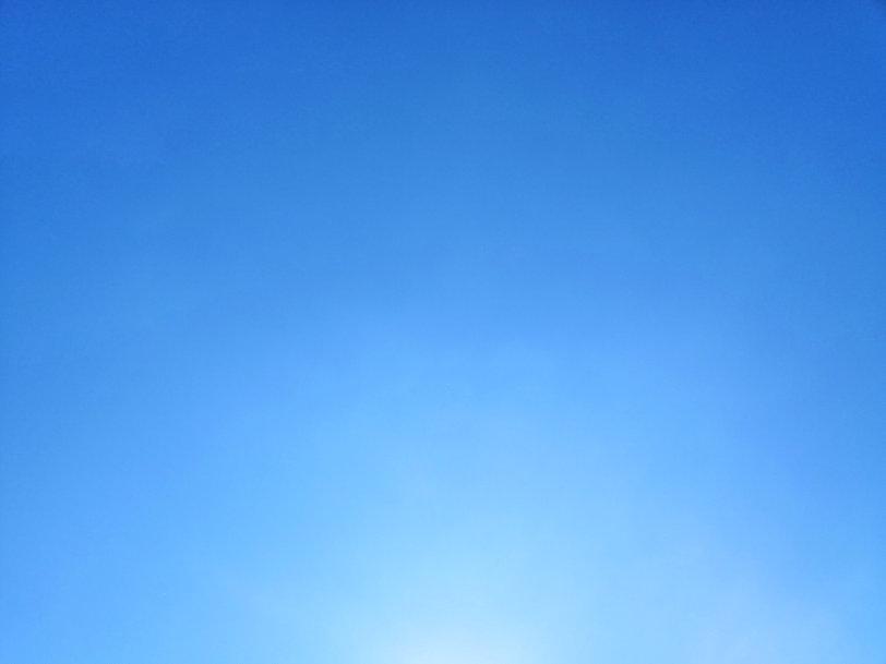 Beautiful blue sky landscape background