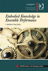 J. Murphy McCaleb - Embodied Knowledge i