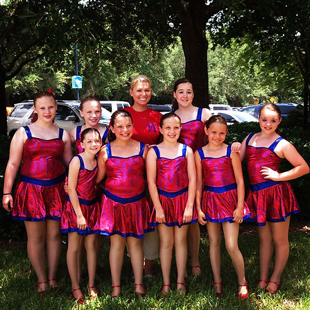 in-motion-dance-center-group-red-dresses