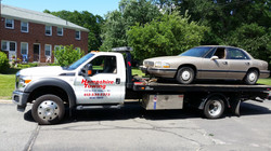 Hampshire Towing - Light Duty Tow