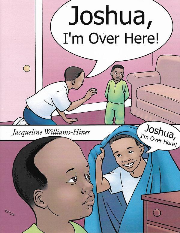 Joshua I'm Over Here book