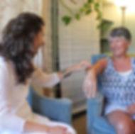 Jennifer Dorfield, Returning Home Healing, Energy Testing