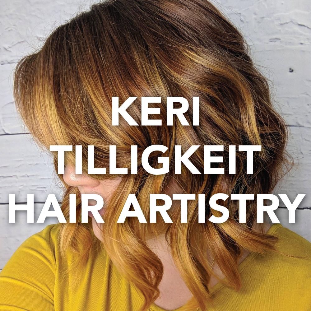 Keri Tilligkeit Hair Loryn's Gift Guide