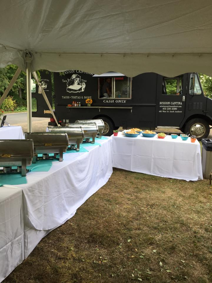 Mission Cantina Catering