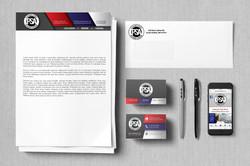 Loryn Design - Pleasant Street Auto Branding Package