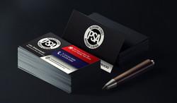 Loryn Design - PSA Business Cards
