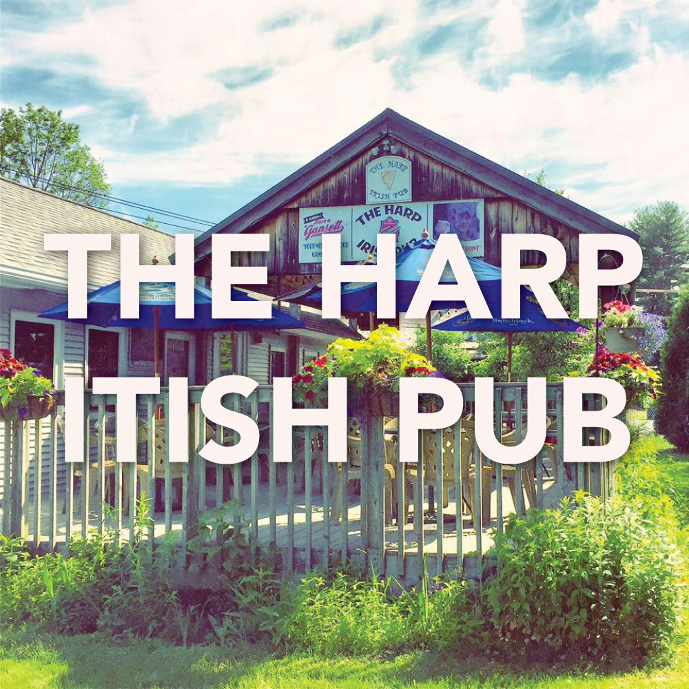 The Harp Irish Pub Loryn's Gift Guide