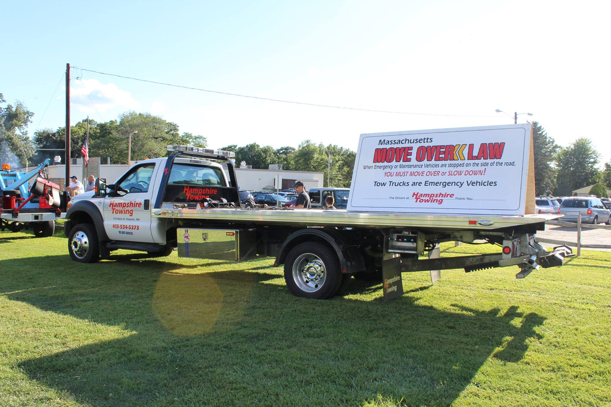 Hampshire Towing - Move Over Law