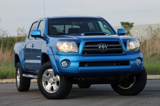 Toyota Recalls Tacomas!