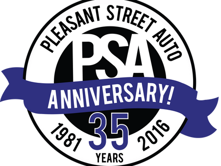 Anniversary Logo Design!