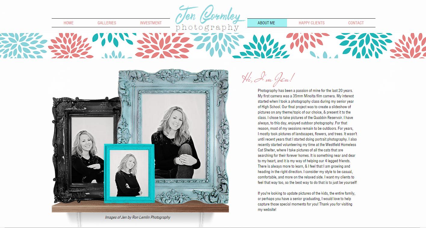 Loryn Designs - Jen Gormley Photos