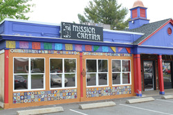 Outside Mission Cantina