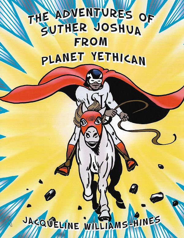 Adventures of Suther Joshua Planet Yethi