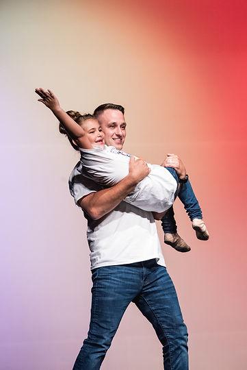 parent-child-dance-pose