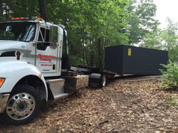 Hampshire Towing - Container Tow