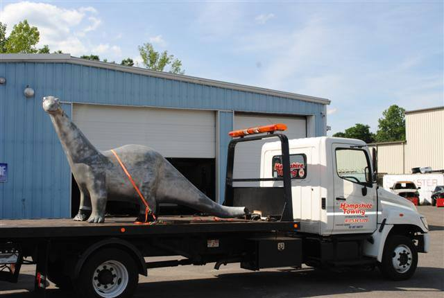 Hampshire Towing - Dinosaur Project