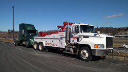 Hampshire Towing - Heavy Duty