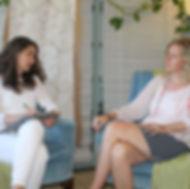 Returning Home Healing, Jennifer Dorfied, client consultation