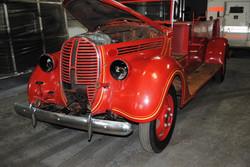 Antique Fire Truck