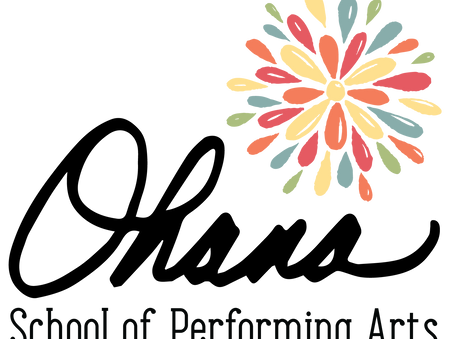 Logo Design - Ohana School of Performing Arts
