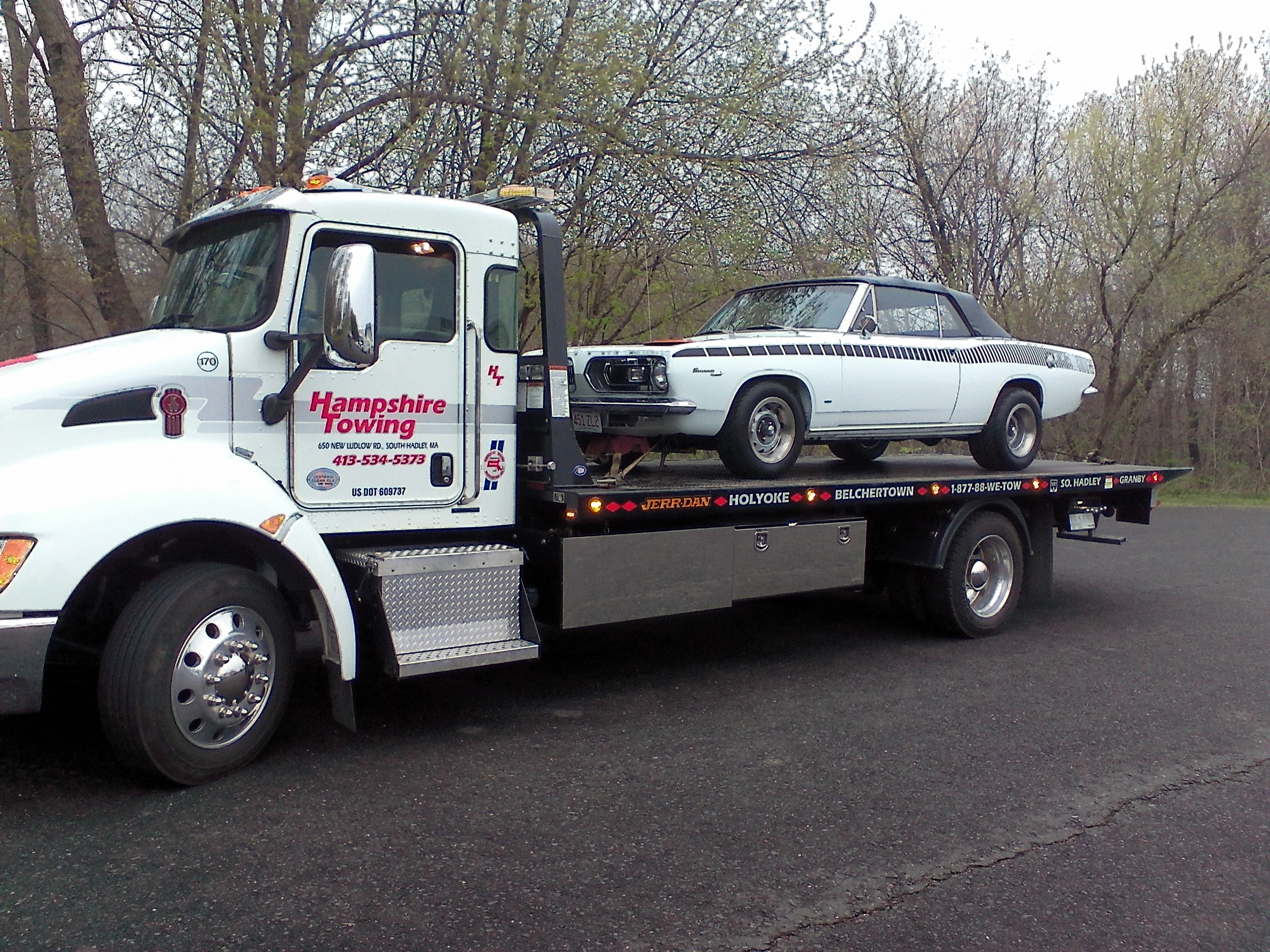 Hampshire Towing - Light Duty