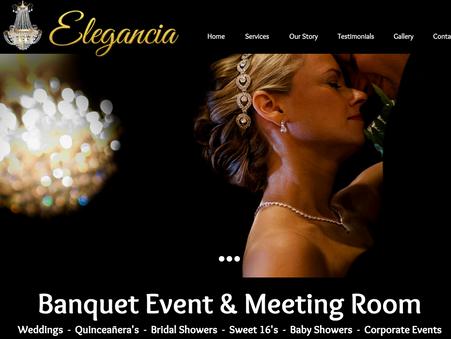 Portfolio - Elegancia Banquet