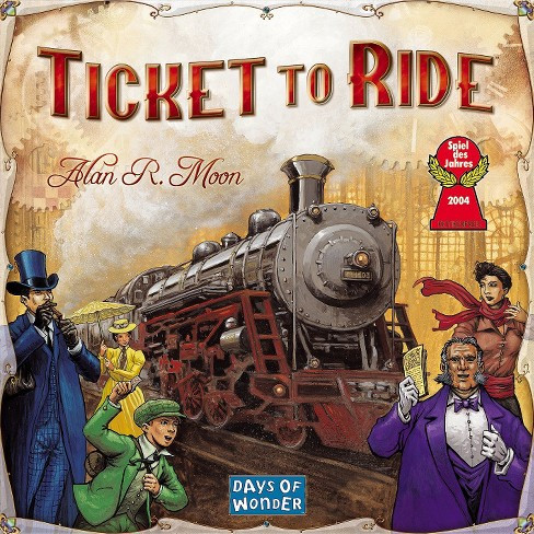 Ticket to Ride Loryn's Gift Guide