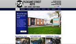 Loryn Designs - Pleasant Street Auto
