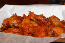 Wings Cheshire Village Pizza