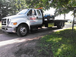 Hampshire Towing - Equipment Towing